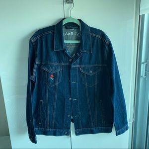 The 1975 Dans La Rue Floral Levi's Jacket